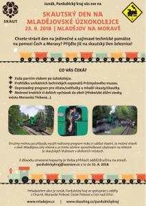 Plakátek Mladějov 23. 9. 2018